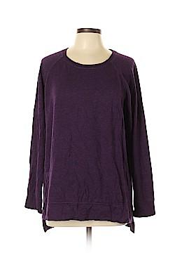 Alfani Sweatshirt Size L