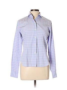 Paul Stuart Long Sleeve Button-Down Shirt Size 12