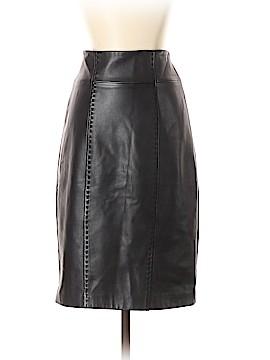 Classiques Entier Leather Skirt Size 2