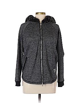 DKNY Jeans Zip Up Hoodie Size L