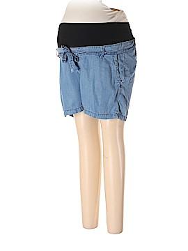 H&M Mama Denim Shorts Size 14 (Maternity)