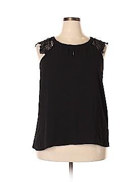 Brixon Ivy Short Sleeve Blouse Size XXL