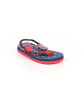 Spiderman Sandals Size 9 - 10 Kids