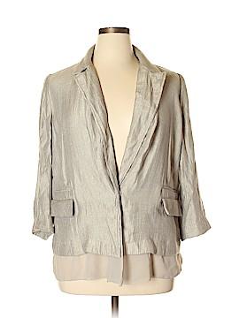 Simply Vera Vera Wang Blazer Size XL