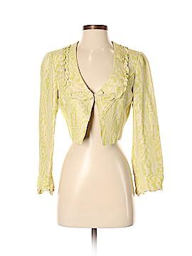 Nanette Lepore Silk Blazer Size 4