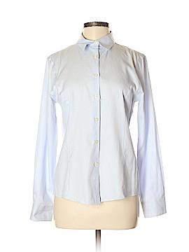 Harvest Long Sleeve Button-Down Shirt Size M