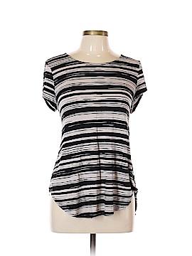 Alfani Short Sleeve Top Size L