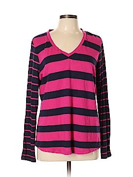 Crown & Ivy Long Sleeve T-Shirt Size XL