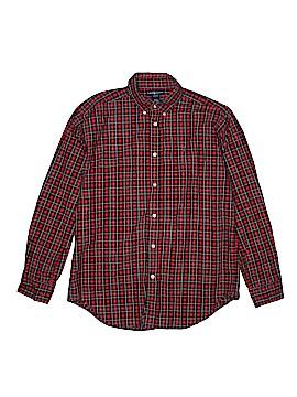 Ralph Lauren Long Sleeve Button-Down Shirt Size 20