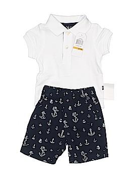 Nautica Short Sleeve Onesie Size 0-3 mo