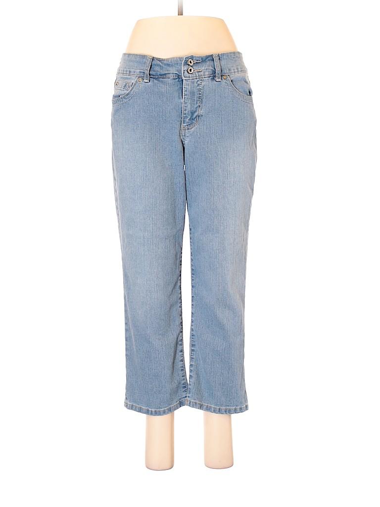 Bandolino Blu Women Jeans Size 8