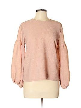 H&M Long Sleeve Blouse Size M