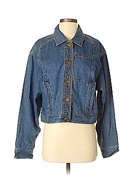 Emanuel by Emanuel Ungaro Denim Jacket Size 8