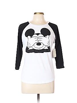Disney 3/4 Sleeve Top Size L