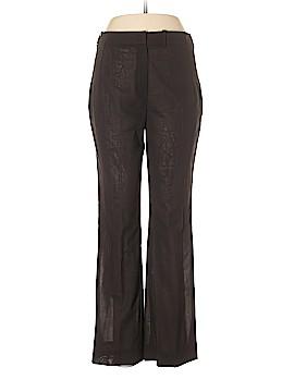 AKRIS for Bergdorf Goodman Wool Pants Size 8