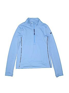 Nike Track Jacket Size L (Kids)