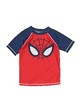 Spiderman Rash Guard Size 5T