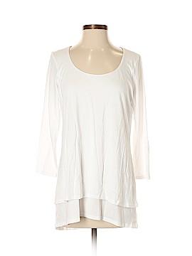 Purejill 3/4 Sleeve Top Size S (Tall)