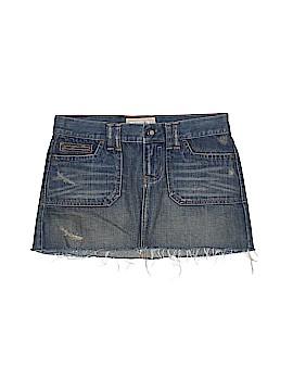 Abercrombie & Fitch Denim Skirt Size 0