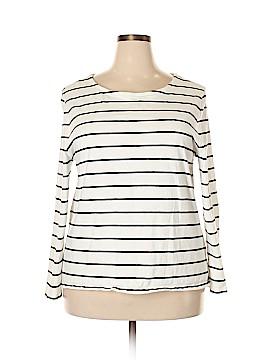 Gap Outlet Long Sleeve T-Shirt Size XXL