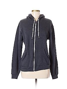 American Apparel Zip Up Hoodie Size M