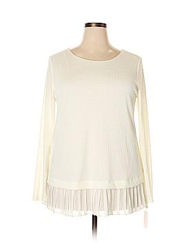 Lauren Conrad Long Sleeve Top Size XXL