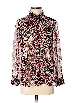 Saint Laurent Long Sleeve Blouse Size 40 (EU)