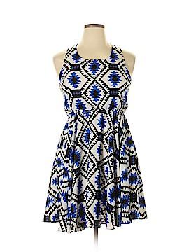 Cream & Sugar Casual Dress Size L