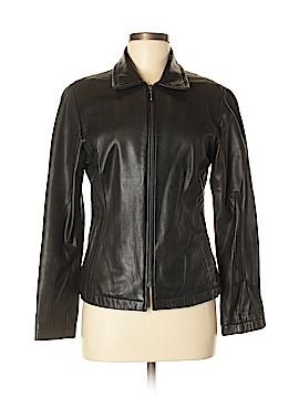 BP. Leather Jacket Size M