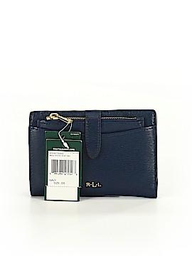 Lauren by Ralph Lauren Leather Wallet One Size