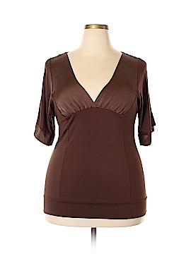 Eight Sixty Short Sleeve Top Size XL