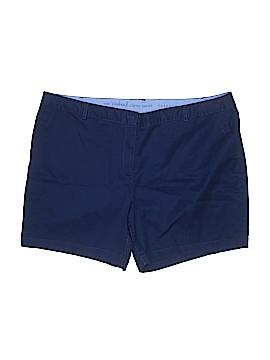 Talbots Khaki Shorts Size 22 (Plus)