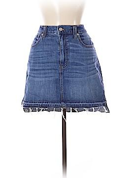 Madewell Denim Skirt 28 Waist