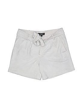 Talbots Leather Shorts Size 8