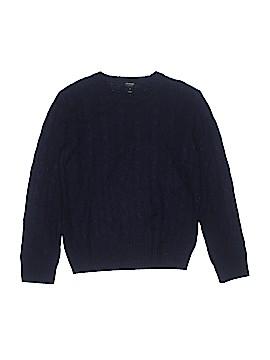 Crewcuts Cashmere Pullover Sweater Size 10