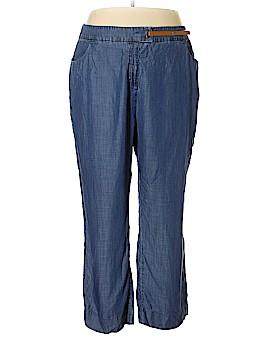 Soft Surroundings Casual Pants Size 2X (Plus)
