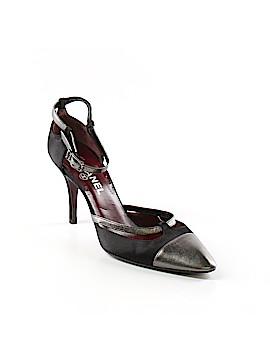 Chanel Heels Size 38.5 (EU)