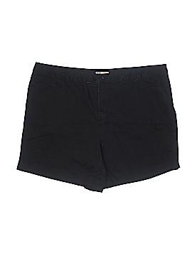 Faded Glory Shorts Size 22 (Plus)
