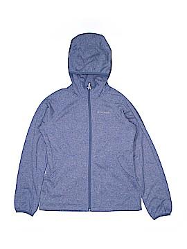 Columbia Zip Up Hoodie Size 14 - 16