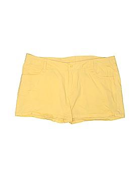 City Streets Khaki Shorts Size 15