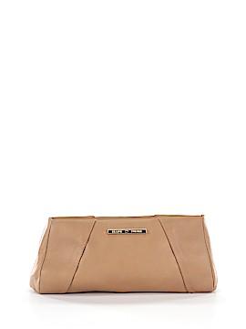 Elaine Turner Leather Shoulder Bag One Size