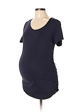 Oh! Mamma Short Sleeve T-Shirt Size L (Maternity)