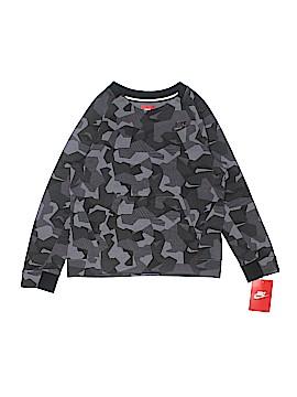 Nike Sweatshirt Size 7