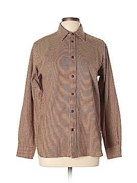 Ralph Lauren Blue Label Long Sleeve Button-Down Shirt Size 10