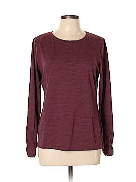 Jones New York Signature Long Sleeve T-Shirt Size XL