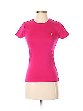 Ralph Lauren Sport Short Sleeve Top Size S