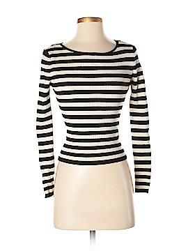 Zara Long Sleeve Top Size S