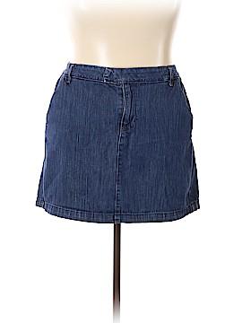 Old Navy Denim Skirt Size 20 (Plus)
