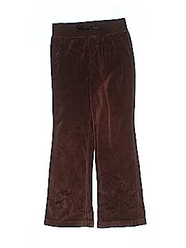 Total Girl Velour Pants Size 10