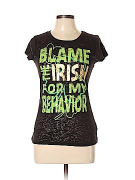 Rocker girl Short Sleeve T-Shirt Size L